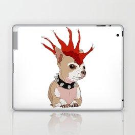 Bad Ass Chihuahua Laptop & iPad Skin