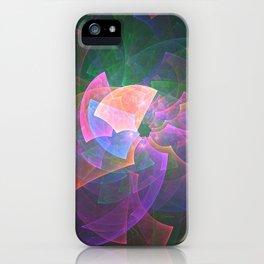 Kaleidoscope Vision iPhone Case