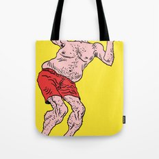 squirm Tote Bag