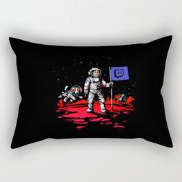 Twitch Science Week Rectangular Pillow