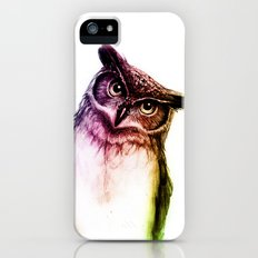 The wise Mr. Owl Slim Case iPhone (5, 5s)