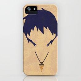 Minimalist Simon iPhone Case