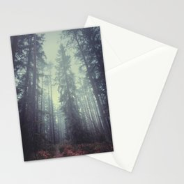 The magic trails Stationery Cards