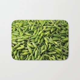 Chilis  Bath Mat