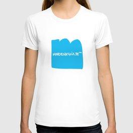 mindenkihülye™ blue T-shirt