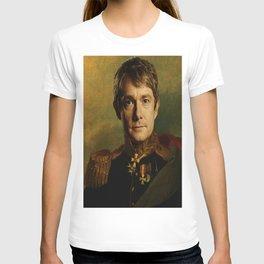 Soldier John Watson T-shirt
