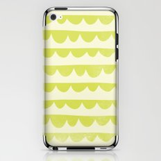 Scalloped iPhone & iPod Skin