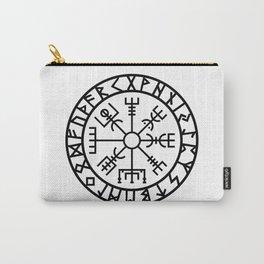 Vegvisir - Futhark - Runes - Navigator Carry-All Pouch