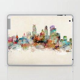 minneapolis minnesota Laptop & iPad Skin