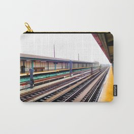 A platform view Carry-All Pouch