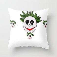Jokuh! Throw Pillow