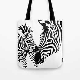 Love Stripes Tote Bag