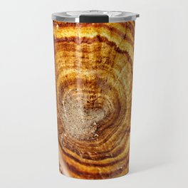 Beautiful Bracket Fungi Travel Mug