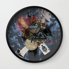What Went Before Part 3 Wall Clock
