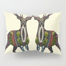 deer vanilla Pillow Sham