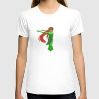 poison ivy T-shirts featuring Poison Ivy by revolver74