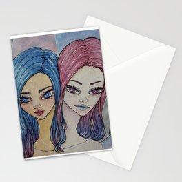 Dawn & Dusk Stationery Cards