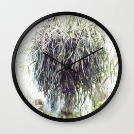 The Staghorn Wall Clock