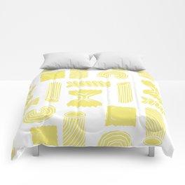 Pasta Pattern Comforters