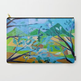 La Cinciallegra (The Yellow Passerine) Carry-All Pouch