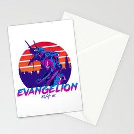 Eva 01 Stationery Cards