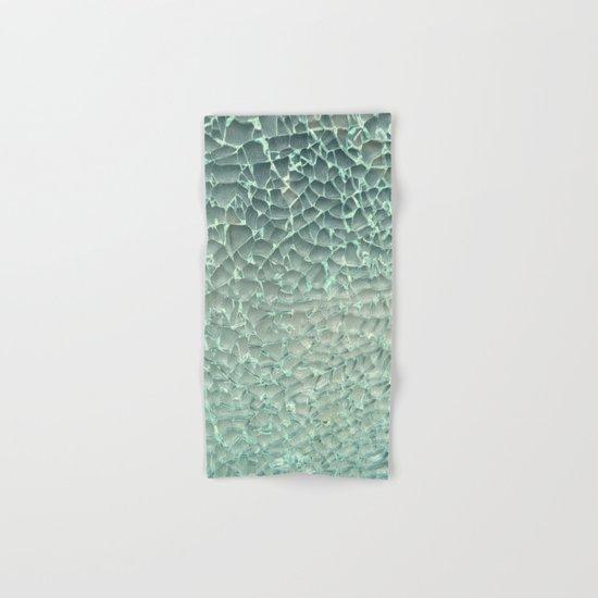 Shattered Hand & Bath Towel