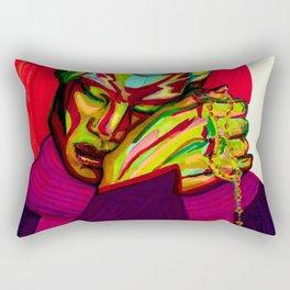 In Dio Confido Rectangular Pillow