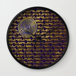 Ancestral Ornament 2B Wall Clock