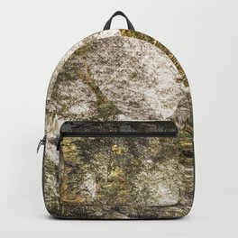 Angel In Bronze And Copper 2 Backpack