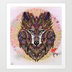 Shaman's Whisper Art Print