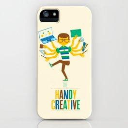 The Handy Creative iPhone Case