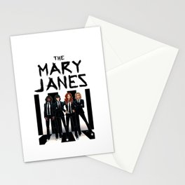 The Mary Janes Stationery Cards