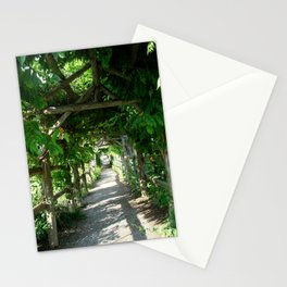 Walk Here With Me Stationery Cards