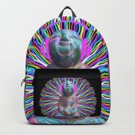Electric Budha Backpack