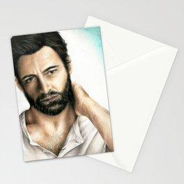 Hugh Jackman Stationery Cards