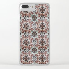 Tiles Collection: Colombia Clear iPhone Case