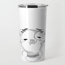 My crystal ball says Travel Mug