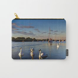 Graceful Swans  Carry-All Pouch