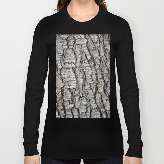 TEXTURES -- Spruce Bark Long Sleeve T-shirt