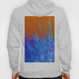 Blue Grass Red Hoody