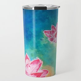 Lotus Lover Travel Mug