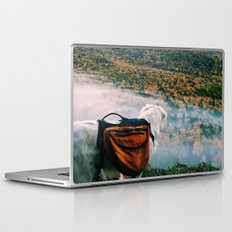 Dog Overlook Laptop & iPad Skin