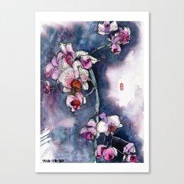 20130330 Orchid Fenny Jakarta Canvas Print