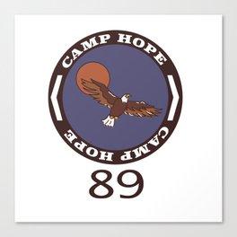 Camp Hope Classic Canvas Print