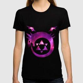 full metal alchemist -anime-morado-uroboros T-shirt