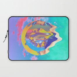 Psychedelic Clouds Laptop Sleeve