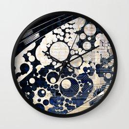 BK ASBSTRAKT 2 Wall Clock