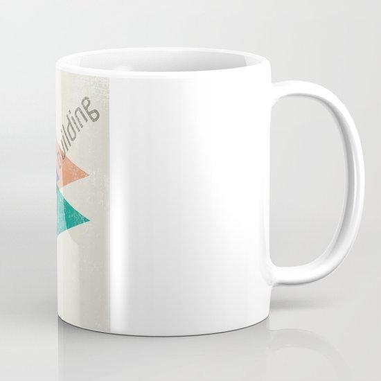 chysler building Mug