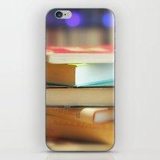 I love books iPhone & iPod Skin