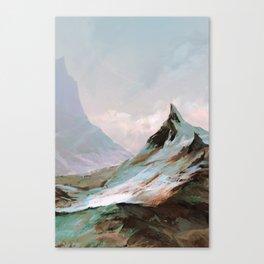 Spine Canvas Print